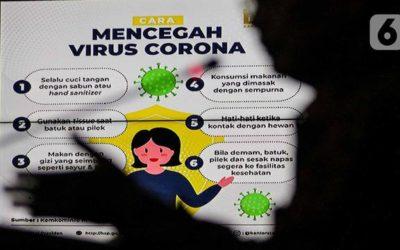 Tips Mencegah Tertular Virus Corona