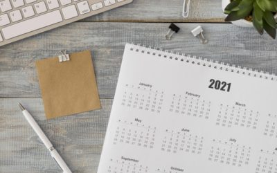 Pentingnya Kalender Meja dalam Menunjang Pekerjaan